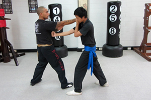 Kung Fu Dingley mens classes