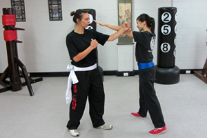 Kung Fu Dingley women classes
